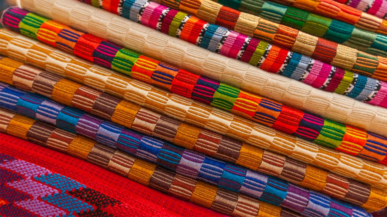Crafts On Making Huipiles