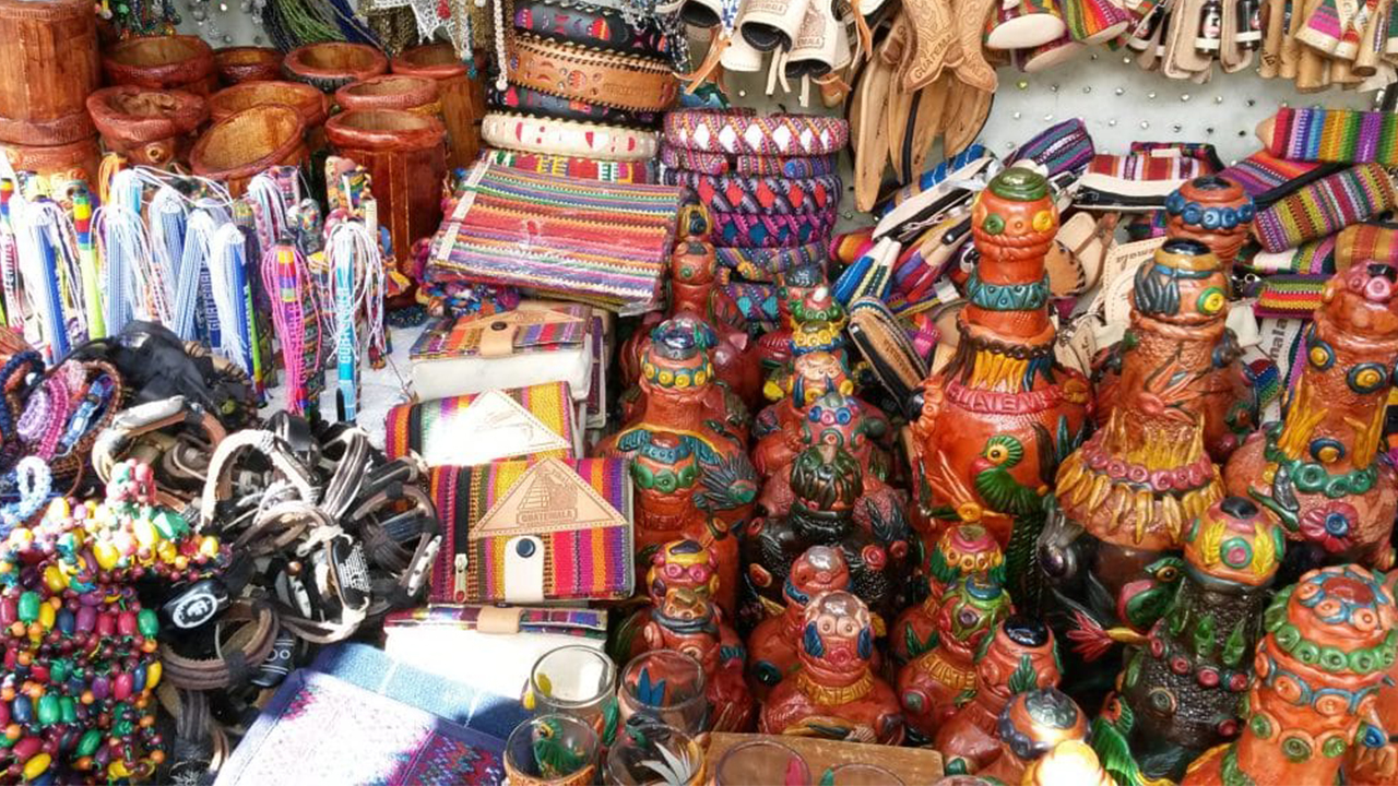 Traditional Textiles And Handicrafts From Guatemala Guatemalan